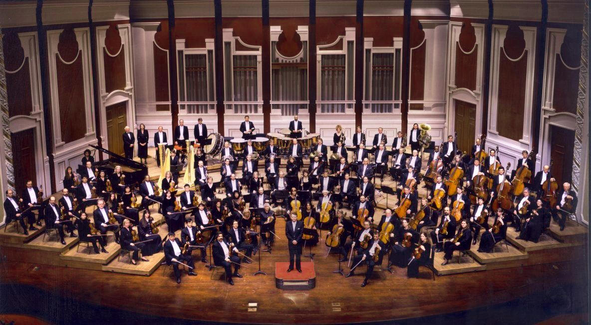The Philarmonic Orchestra - Catania Bellini Theatre