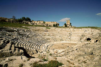 Siracusa - Greek Theatre