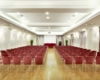 Events hall ready to conference and meetings