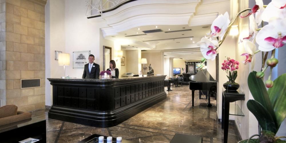 Image result for Il Principe Hotel 4 St.
